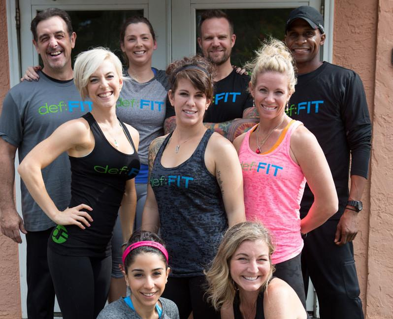 Definition Fit Group Classes – Guaranteed Results