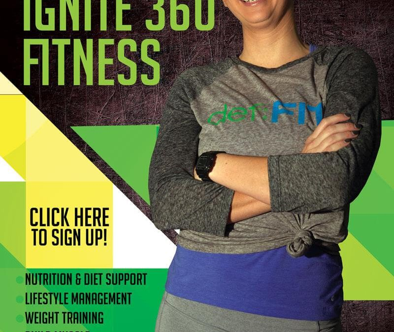 Ignite 360 Fitness Classes Now at Definition Fit!