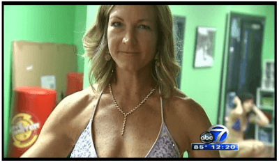 Daemian Mains Competes for a world Fitness and Fashion title