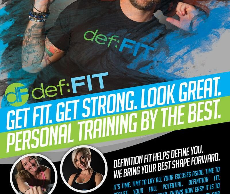 Definition Fit Gets You Fit, Strong, and Looking and Feeling Your Best