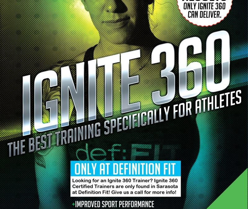 Ignite 360 – Sarasota's Comprehensive Fitness Training