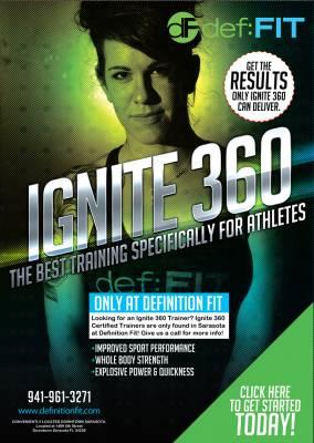 Sarasota's Ignite 360 Fitness Class