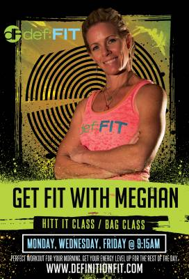 Get Fit with Meghan