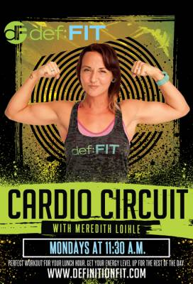 Cardio Circuit with Meredith Loihle