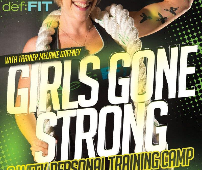 Girls Gone Strong!