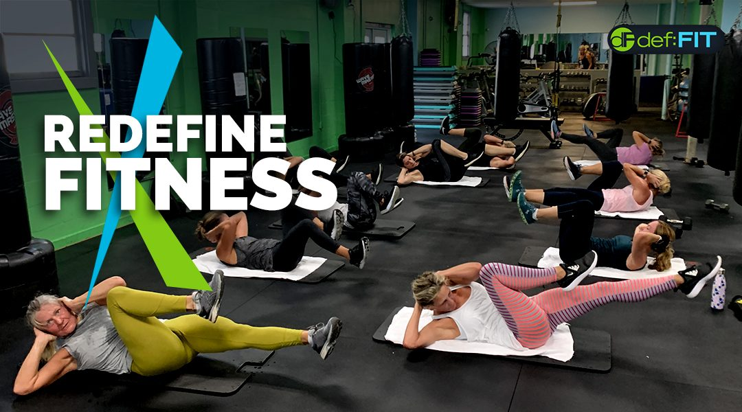 Redefine Your Fit With Definition Fit